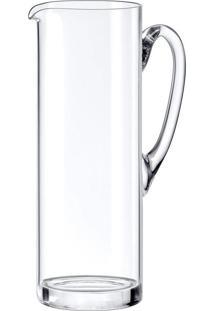 Jarra Carisma Ipanema Cristal Transparente Rona 30 X 10,6 Cm