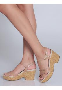 Sandália Salto Conforto Modare