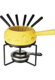 Kit Fondue Cheese Amarelo