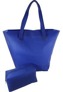 41e3ba409 ... Bolsa Bag Dreams De Praia Impermeável Azul Bic
