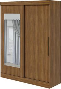 Guarda-Roupa Montebello Com Espelho - 2 Portas - Rovere Naturale