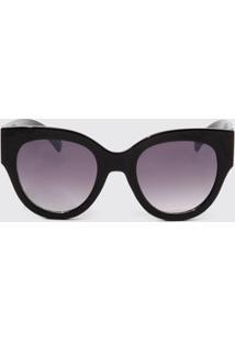 9511e3f7de713 Óculos De Sol Diamante Preto feminino
