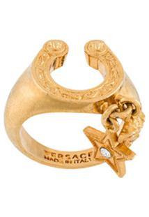 Versace Anel Rodeo - Dourado