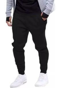 Calça Masculina De Moletom Jogger - Masculino