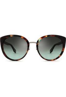 Óculos De Sol Marc Jacobs Marc - Feminino-Marrom