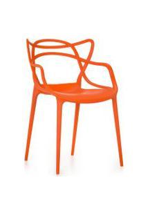 Cadeira Byartdesign Mix Laranja