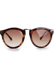 Óculos De Sol Atitude At5238 G01/51 Tartaruga - Kanui