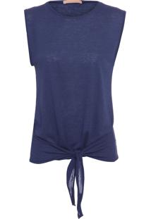 Blusa Feminina Cinzia - Azul