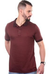 Camisa Polo Cp0713 Telha Traymon Modelagem Slim