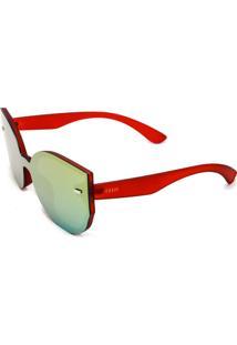 Óculos De Sol Monkey - Cleo Jaxxx Laranja
