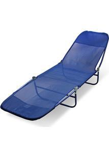 Cadeira Espreguiã§Adeira Textilene Adulto Estampas Sortidas Belfix - Multicolorido - Dafiti