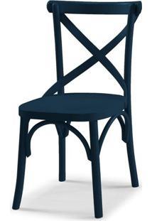 Cadeira X Cor Marinho - 31337 - Sun House