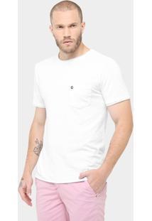 Camiseta Sérgio K. Lisa Mesclada - Masculino