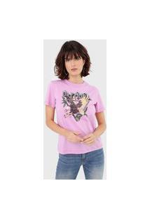 Camiseta Forum Dreamer Rosa
