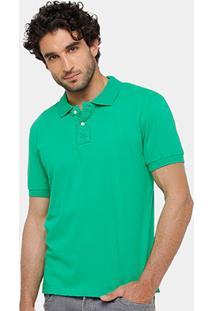 Camisa Polo Blue Bay Lisa Masculina - Masculino