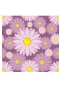 Papel De Parede Autocolante Rolo 0,58 X 5M - Flores 287159732