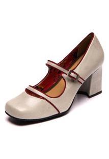 Sapato Feminino Araçá / Marsala 5979