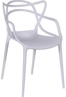 Cadeira De Jantar Solna- Branca- 83,5X54X43Cm- Oor Design