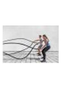Painel Adesivo De Parede - Fitness - Academia - 1151Pnm