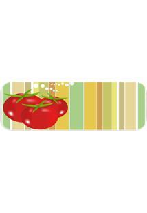 Passadeira Love Decor Wevans Tomate Verde