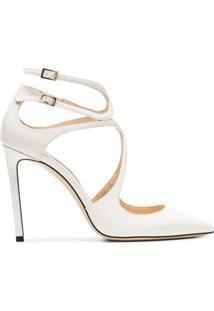 cf26eb9a0 Sapato Branco Jimmy Choo feminino | Gostei e agora?