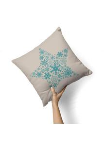 Capa De Almofada Love Decor Avulsa Decorativa Estrela De Natal
