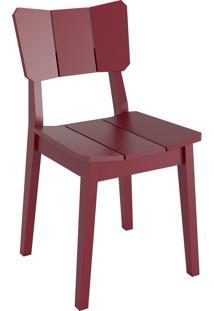Cadeira Uma - Vinho