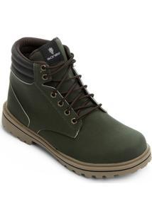 Bota Gonew Fenix 2.0 - Masculino-Verde Militar