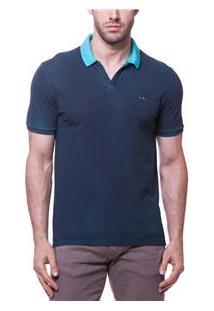 Polo Masculina Cm61C02Pc000 Calvin Klein