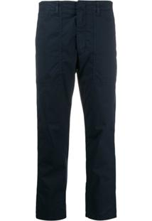 Dondup Tailored Trousers - Azul