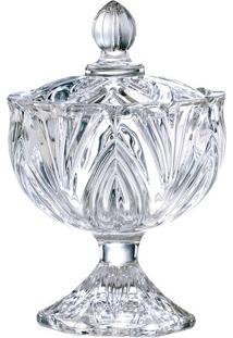 Bomboniere Com Pé- Cristal- 14,2Xø10Cmdynasty