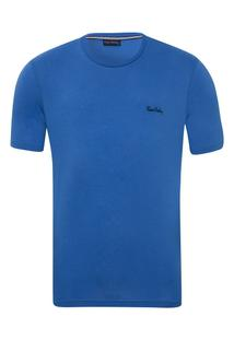 Camiseta Lisa Havai - Masculino-Azul