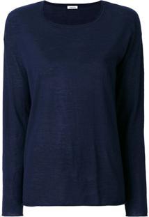 P.A.R.O.S.H. Blusa De Tricô 'Maglia' - Azul