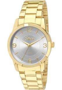 Relógio Condor Analógico Eterna Co2035Klp4K - Dourado - Kanui