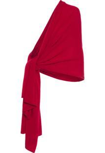 Xale Cashmere - Vermelho