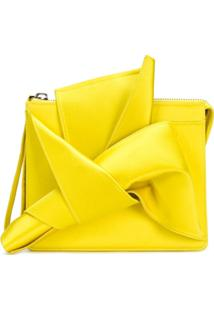 Nº21 Clutch 'Iconic' - Amarelo
