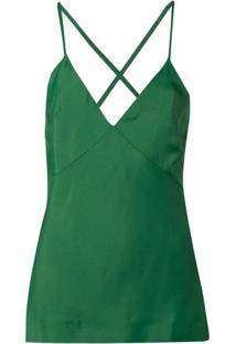 Haider Ackermann Blusa Clássica - Verde