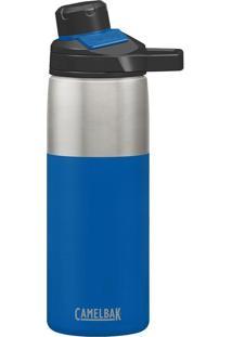 Garrafa Térmica Camelbak Chute Mag Vacuum 600Ml Azul Azul
