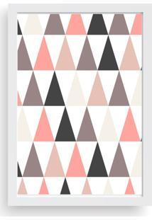 Quadro Love Decor Decorativo Geométrico