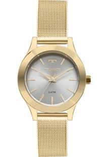 da357eed020 ... Relógio Feminino Technos Analógico 2035Mkr 4V Ouro