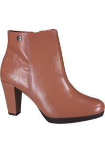 Bota Feminina Ankle Boot Modare Ultraconforto
