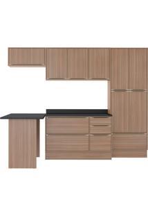 Cozinha Compacta Zerrin Ii 11 Pt 3 Gv Nogueira