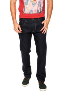Calça Jeans Coca-Cola Jeans Skinny Lisa Azul