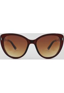 64248facf Óculos De Sol Conforto Marrom feminino | Gostei e agora?
