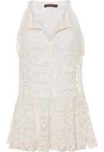 Regata Feminina Elizabeth Summer - Off White
