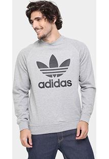 Blusa Adidas Trefoil - Masculino