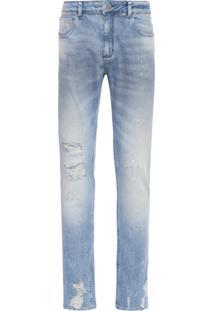 Calça Masculina Byton - Azul