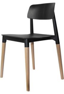 Cadeira Norma Preta 77 Cm (Alt) - 43436 - Sun House