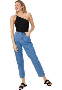 Calça Jeans Mom Classic