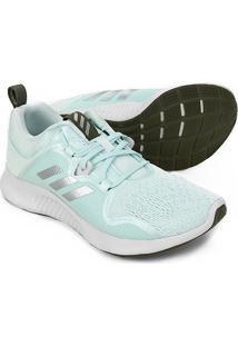 Tênis Adidas Edgebounce Feminino - Feminino-Verde+Cinza